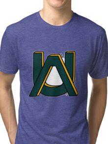 GreenBay Green&yellow Tri-blend T-Shirt