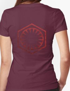 The First Order Womens Fitted T-Shirt