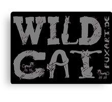 wildcat Canvas Print
