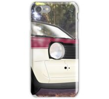 VW Polo Saloon  iPhone Case/Skin