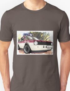 VW Polo Saloon  Unisex T-Shirt