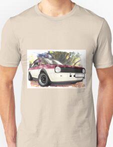 VW Polo Saloon  Unisex T-Shirt