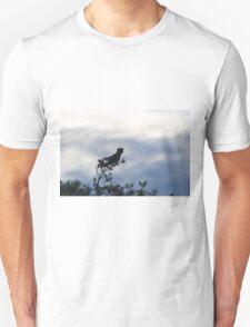 Sunset Black Cockatoo Unisex T-Shirt