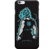 SUPER SAIYAN GOD 02 iPhone Case/Skin