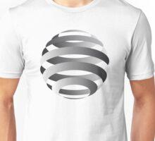 Sphere from streaks Unisex T-Shirt