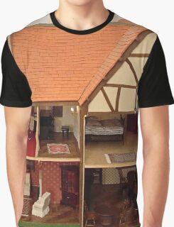 Dolls House Graphic T-Shirt