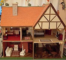 Dolls House by AnnDixon