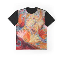 Four Elements III. Fire Graphic T-Shirt