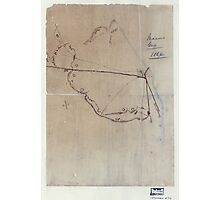 Civil War Maps 0595 Macon Geo 1864 Photographic Print