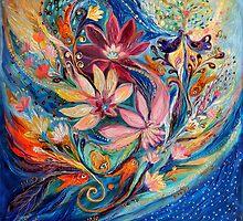 Four Elements III. Water by Elena Kotliarker
