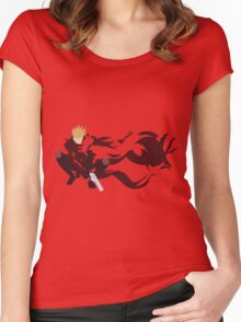 Vash_Trigun Women's Fitted Scoop T-Shirt