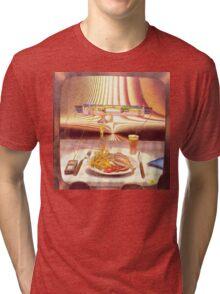 fries - m. a. weisse Tri-blend T-Shirt