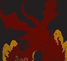 Hobbit&Smaug by SinisterSix