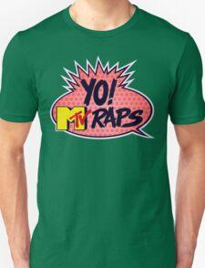 Yo! MTV Raps Unisex T-Shirt
