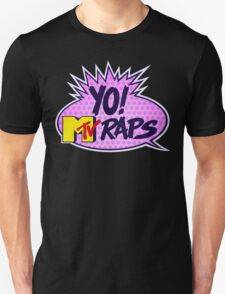 Yo MTV Raps T-Shirt