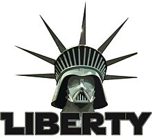 Liberty Trooper Photographic Print