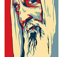 Lord of the Rings Saruman by SinisterSix