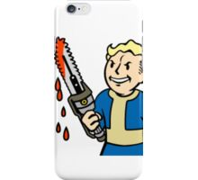 FRIDAY 13TH ON FALLOUT  iPhone Case/Skin