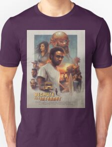 Because The Internet Movie Poster T-Shirt
