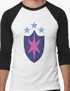My little Pony - Shining Armor Cutie Mark Men's Baseball ¾ T-Shirt