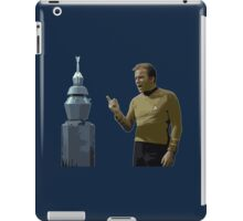 The Original Series: Kirk & Nomad iPad Case/Skin