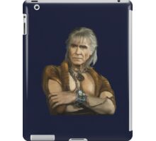Khan, Star Trek 2 iPad Case/Skin