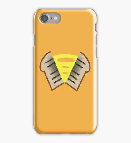 My little Pony - Cheese Sandwich Cutie Mark iPhone Case/Skin