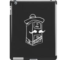 Cabinet Sanchez (White) iPad Case/Skin