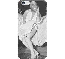 Ainsley harriott marilyn monroe (hariot harriot) iPhone Case/Skin