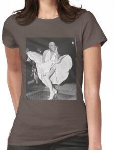 Ainsley harriott marilyn monroe (hariot harriot) Womens Fitted T-Shirt