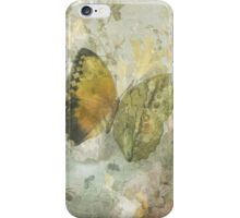 'Happiness is a Butterfly' iPhone Case/Skin