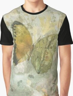 'Happiness is a Butterfly' Graphic T-Shirt