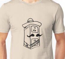 Cabinet Sanchez (Black) Unisex T-Shirt