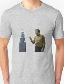 The Original Series: Kirk & Nomad Unisex T-Shirt