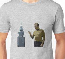 The Original Series: Kirk & Nomad Unisex T-Shirt