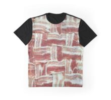 BACON LATTICE Graphic T-Shirt