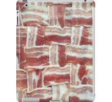 BACON LATTICE iPad Case/Skin