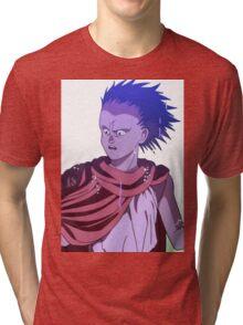 rise, tetsuo Tri-blend T-Shirt
