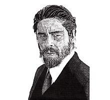 Benicio Photographic Print