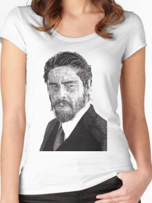 Benicio Women's Fitted Scoop T-Shirt