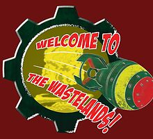 Welcome to THE WASTELANDS! by DantexAGC