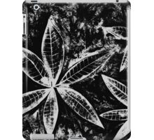 Wishing you a Merry Christmas with Poinsettias 3 iPad Case/Skin