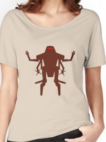 Maximilian, Black Hole Women's Relaxed Fit T-Shirt