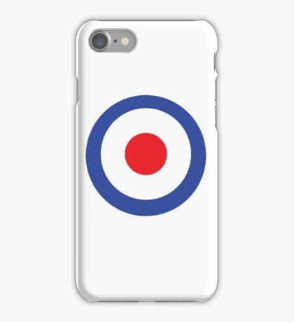 Royal Air Force Symbol iPhone Case/Skin