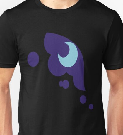 My little Pony - Nightmare Moon Cutie Mark Unisex T-Shirt