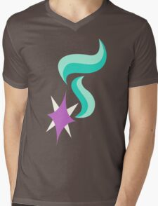 My little Pony - Starlight Glimmer Cutie Mark Mens V-Neck T-Shirt