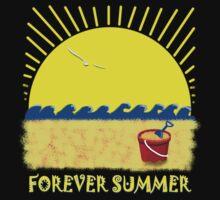 Forever Summer 8  Kids Tee