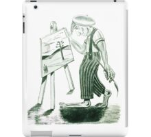 Artist Boy iPad Case/Skin