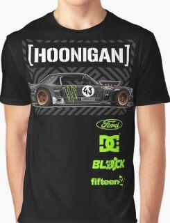 [HOONIGAN] - Project Hoonicorn Graphic T-Shirt