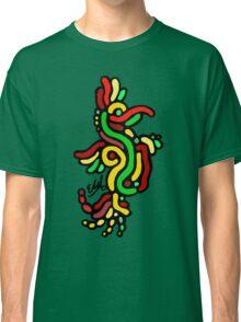 Cool Reggae Bird Classic T-Shirt